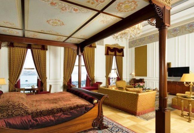Топ-10 самых дорогих номеров в отелях мира 2