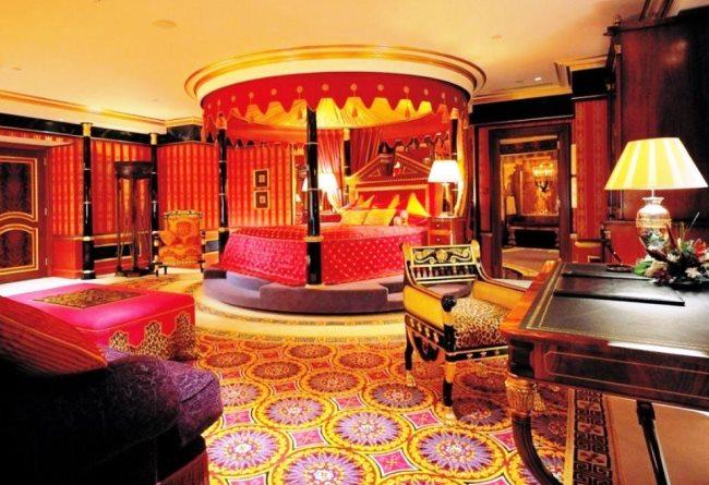 Топ-10 самых дорогих номеров в отелях мира 3