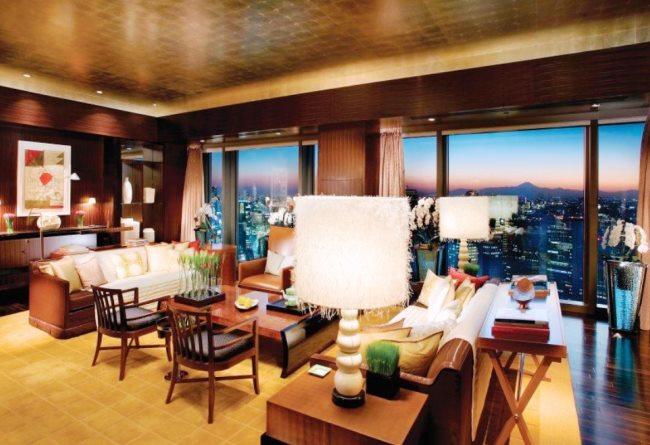 Топ-10 самых дорогих номеров в отелях мира 5