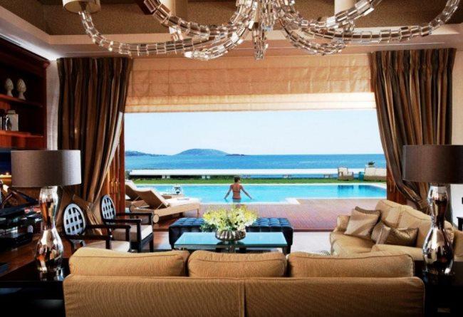 Топ-10 самых дорогих номеров в отелях мира 8