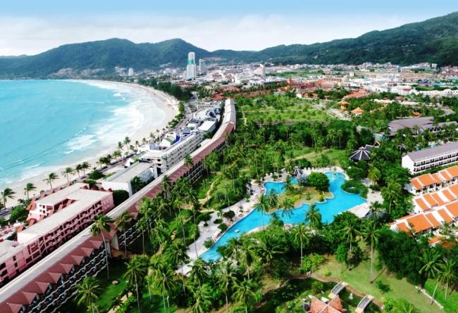 Топ-10 лучших отелей для пляжного отдыха зимой 6