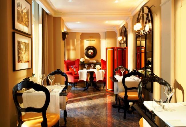 Топ-10 лучших отелей Парижа 1