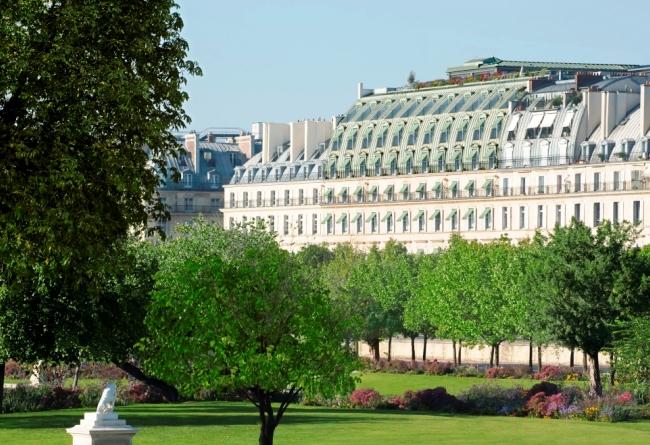 Топ-10 лучших отелей Парижа 10