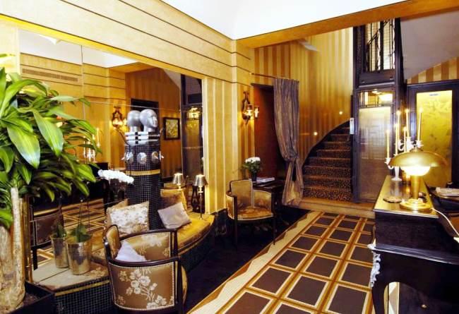Топ-10 лучших отелей Парижа 2