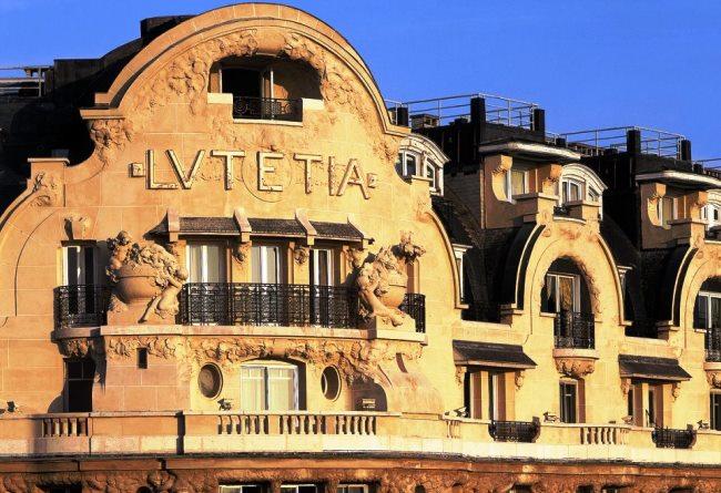 Топ-10 лучших отелей Парижа 3