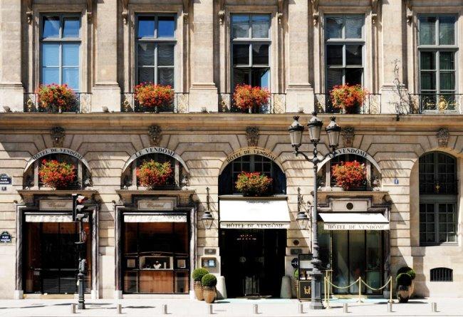 Топ-10 лучших отелей Парижа 8