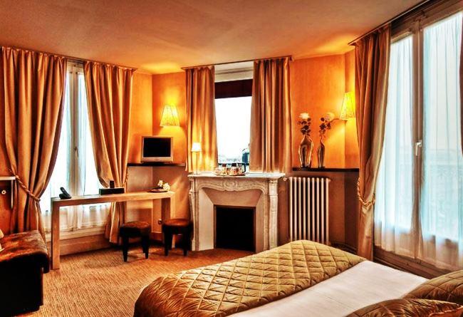 Топ-10 лучших отелей Парижа 9