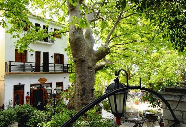 Топ-10 самых популярных отелей Греции 10