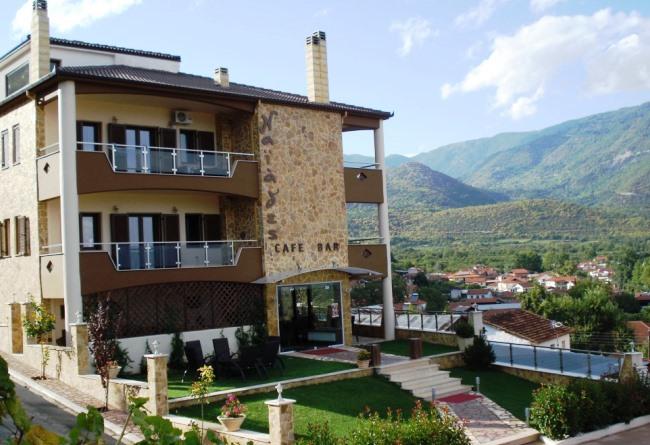 Топ-10 самых популярных отелей Греции 7