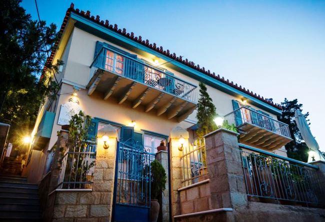Топ-10 самых популярных отелей Греции 8