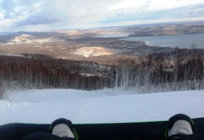 Топ-10 лучшие горнолыжные курорты в РФ 1