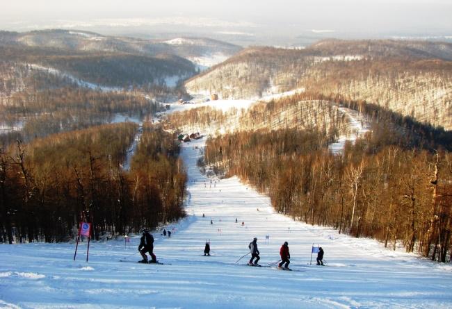 Топ-10 лучшие горнолыжные курорты в РФ 3