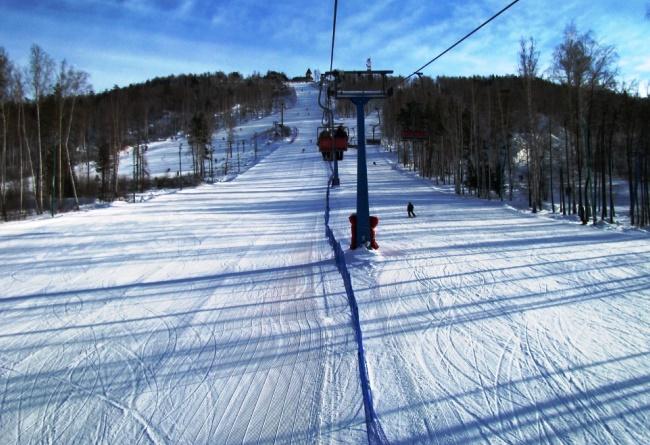 Топ-10 лучшие горнолыжные курорты в РФ 4