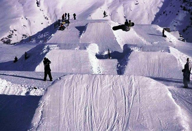Топ-10 лучшие горнолыжные курорты в РФ 5