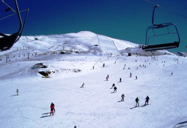 Топ-10 лучшие горнолыжные курорты в РФ 6
