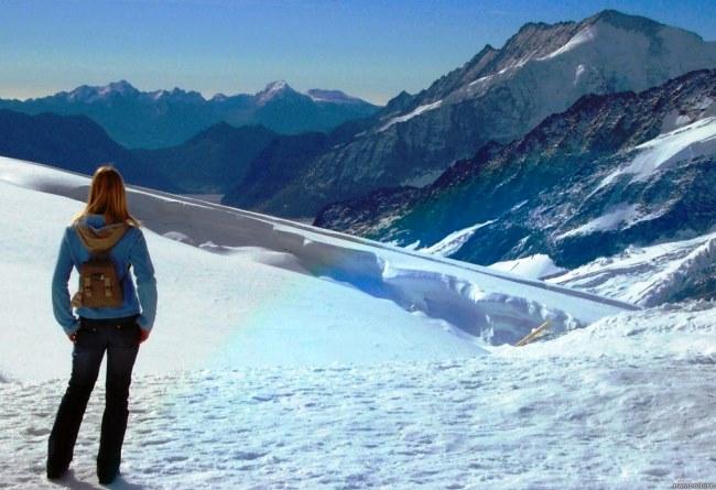 Топ-10 лучшие горнолыжные курорты в РФ 8