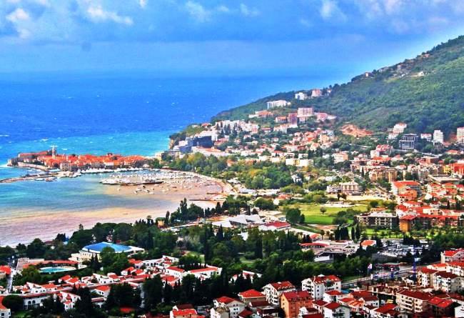 Топ-10 самых лучших курортов Черногории 1
