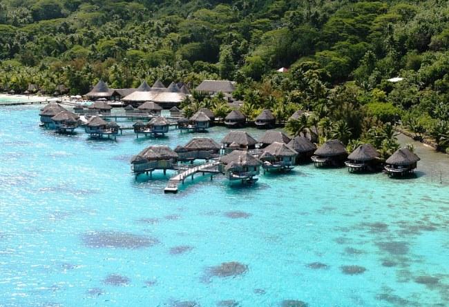 Топ-10 лучших отелей на пляжах 10
