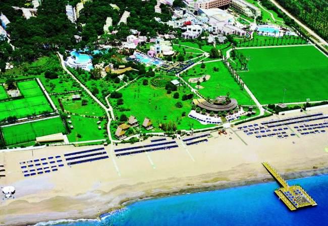 Топ-10 лучших отелей Турции с аквапарками 10