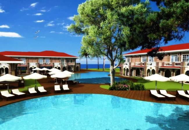 Топ-10 лучших отелей Турции с аквапарками 2
