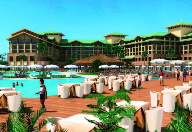 Топ-10 лучших отелей Турции с аквапарками 3