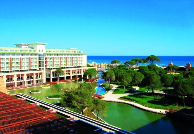 Топ-10 лучших отелей Турции с аквапарками 6