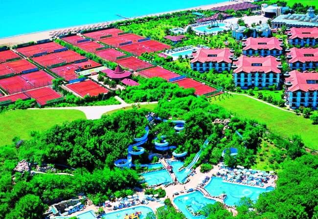 Топ-10 лучших отелей Турции с аквапарками 7
