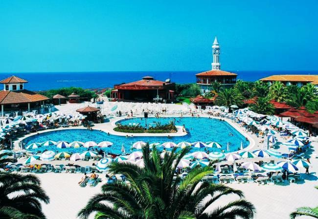 Топ-10 лучших отелей Турции с аквапарками 8