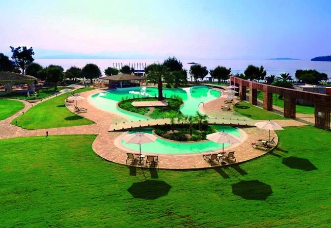 Tоп-10 лучших отелей для отдыха с детьми в Греции 7