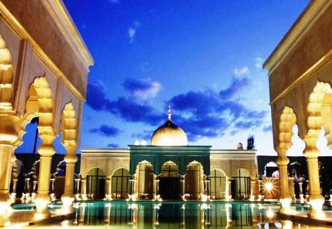 Топ-10 самых экзотических отелей в мире 9