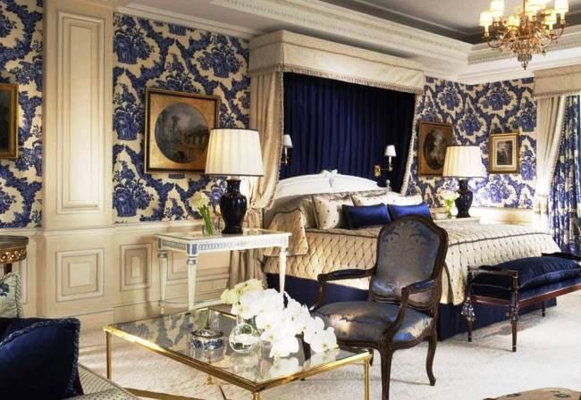 Топ-10 самых роскошных отелей Парижа 1