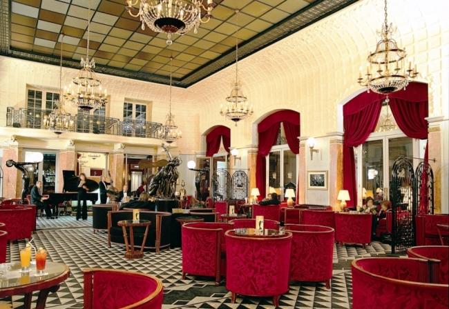 Топ-10 самых роскошных отелей Парижа 2