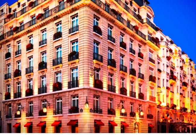 Топ-10 самых роскошных отелей Парижа 4