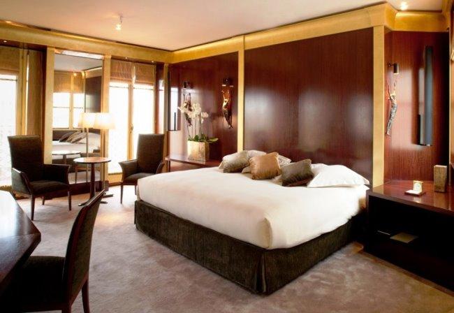 Топ-10 самых роскошных отелей Парижа 6
