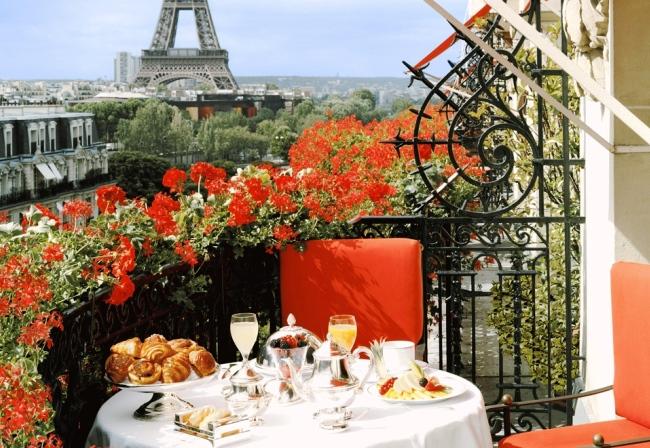 Топ-10 самых роскошных отелей Парижа 9