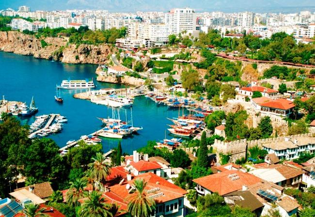 Топ-10 регионов Турции с оригинальной архитектурой отелей 3