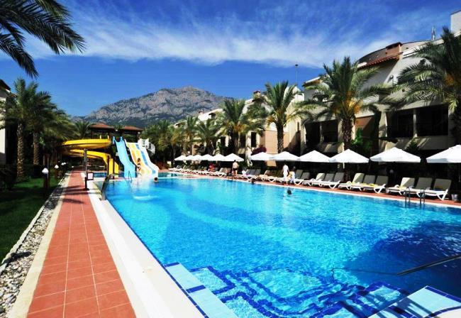 Топ-10 лучших пляжных отелей мира 1