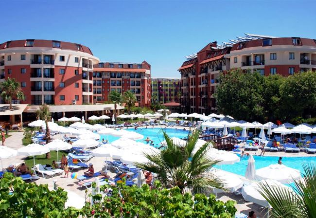 Топ-10 лучших пляжных отелей мира 3