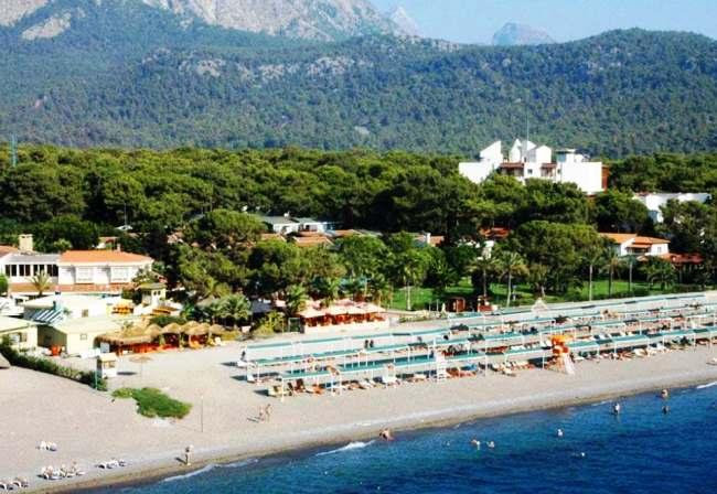 Топ-10 лучших пляжных отелей мира 4