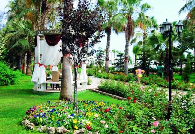 Топ-10 лучших пляжных отелей мира 5