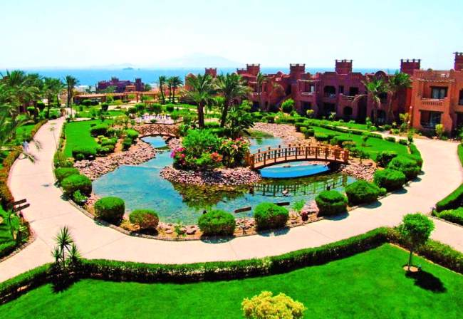 Топ-10 лучших пляжных отелей мира 6