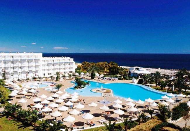 Топ-10 лучших пляжных отелей мира 8