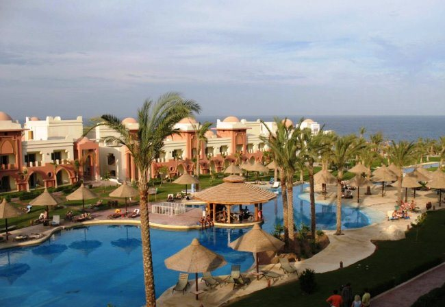 Топ-10 лучших отелей Египта 2