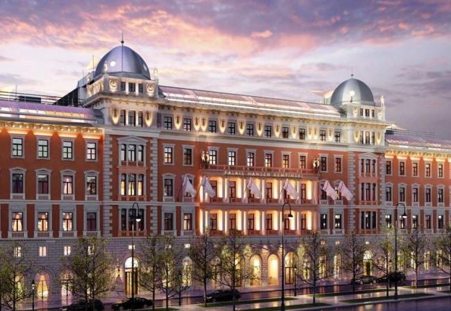 Топ-10 отелей в отреставрированных исторических зданиях 7
