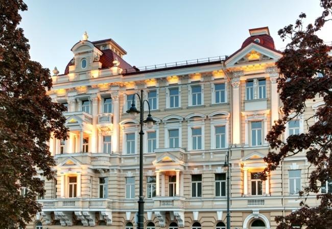 Топ-10 новых привлекательных отелей мира 5