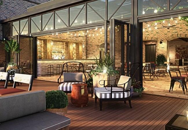 Топ-10 новых привлекательных отелей мира 7