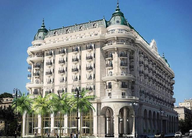 Топ-10 новых привлекательных отелей мира 9