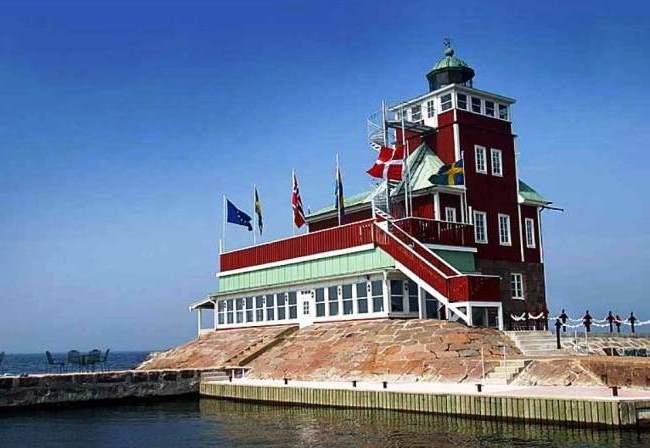Топ-10 отелей мира расположенных в маяках 7