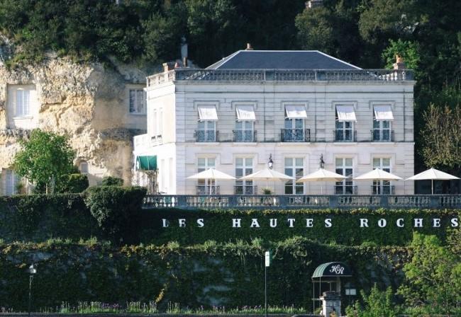 Топ-10 отелей расположенных в скалах 5