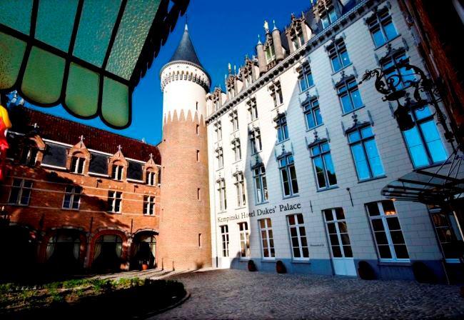 Топ-10 лучших отелей расположенных во дворцах 2